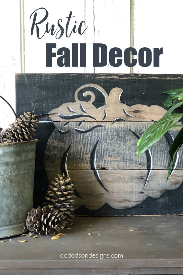 One of the best hacks in my arsenal of tricks. So easy and hey, it was $1! SCORE! Easy DIY Dollar Tree Fall decor!How's that for a hack?