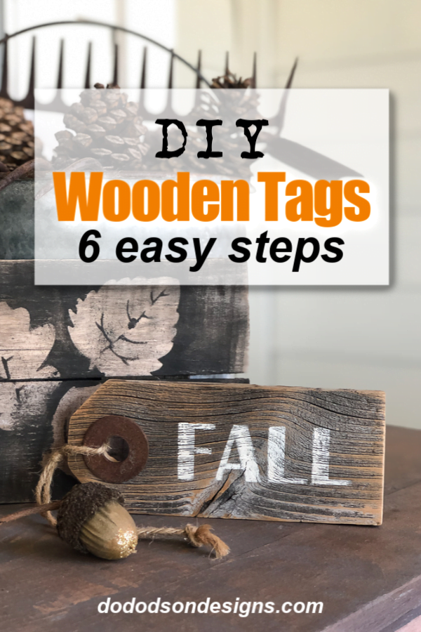 How To Make Wooden Tags In 6 Easy Steps