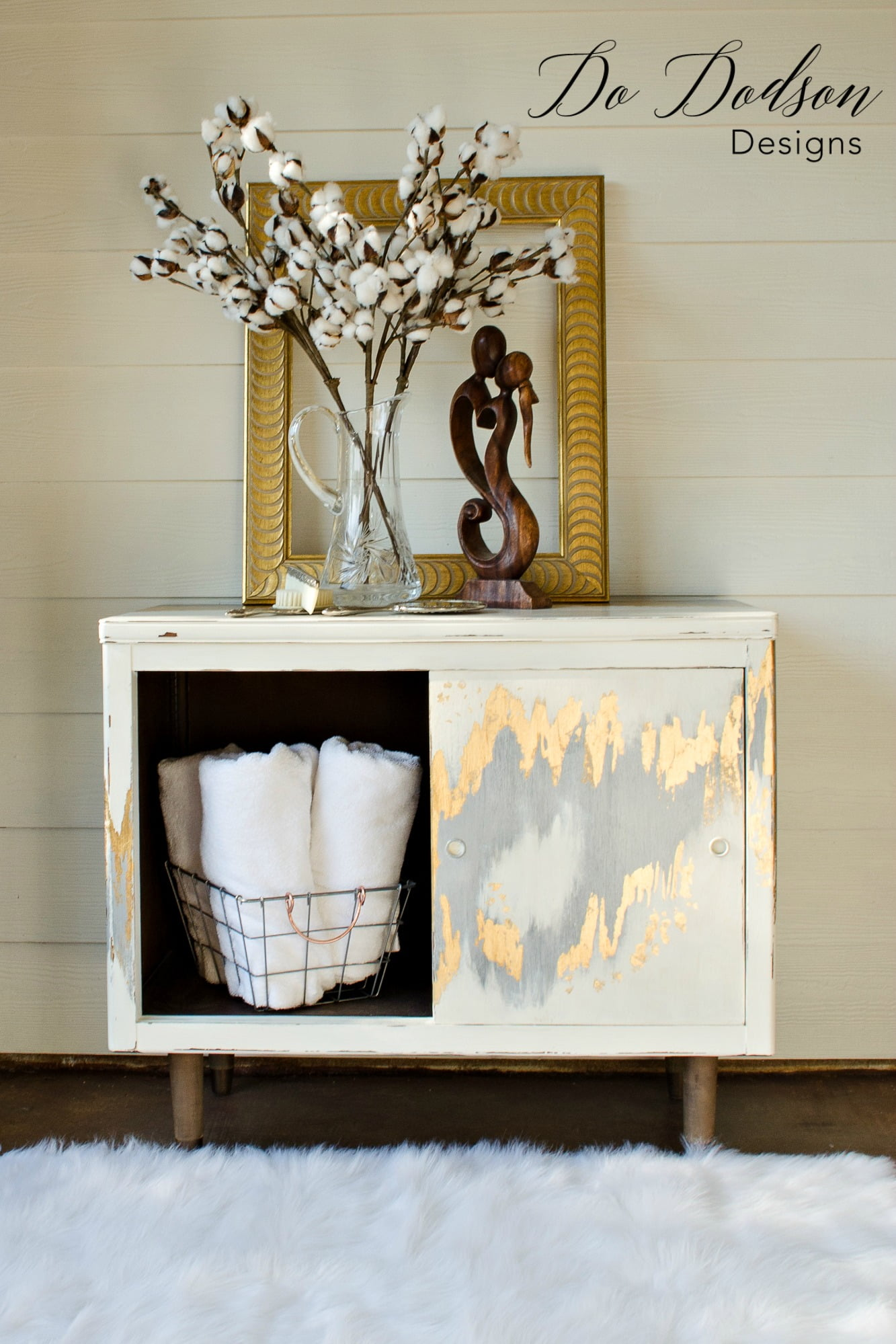 Gold Leaf Furniture That Will Make You Swoon!