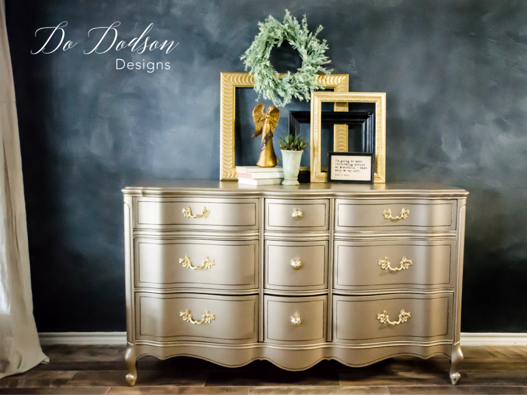 Warm silver metallic paint is a dreamy color with a hint of gold. Smooth sleek and sexy!