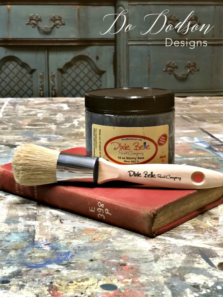 Yes, you can paint book covers with chalk paint. It's quick, easy and budget-friendly.