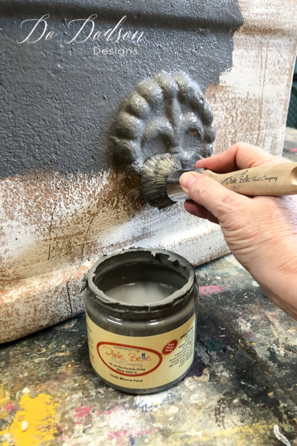 Painting terracotta pots is a quick and easy way to update those expensive pots that you are no longer in love with . Fall in love again after you update then with chalk paint.
