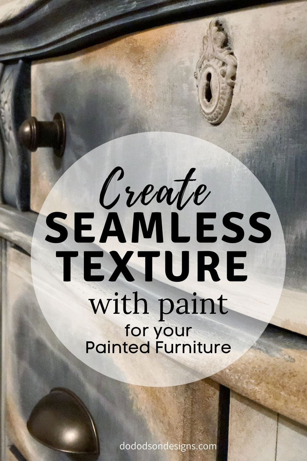 How To Create A Seamless Texture Look On Your Furniture
