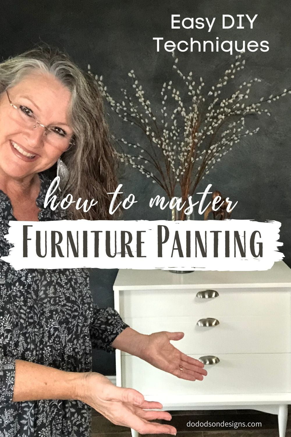 How To Master Furniture Painting The First Time!