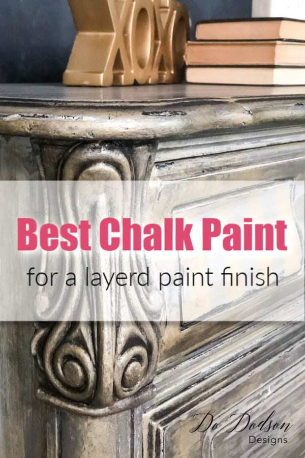 The Best Chalk Paint For Quick & Easy Furniture Makeovers