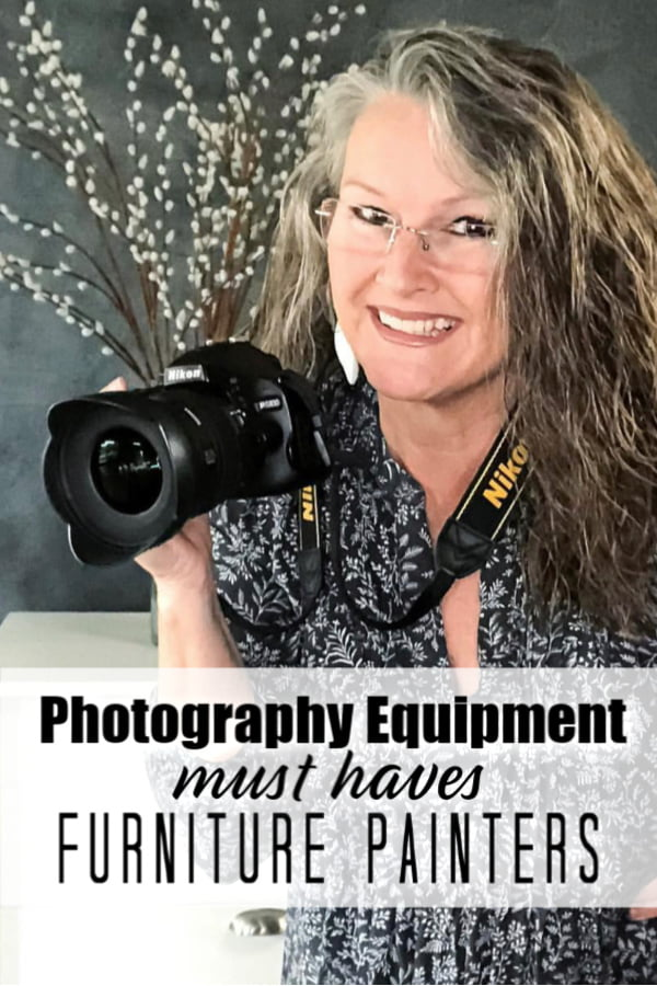 Must-Have Photography Equipment | Furniture Painting Business
