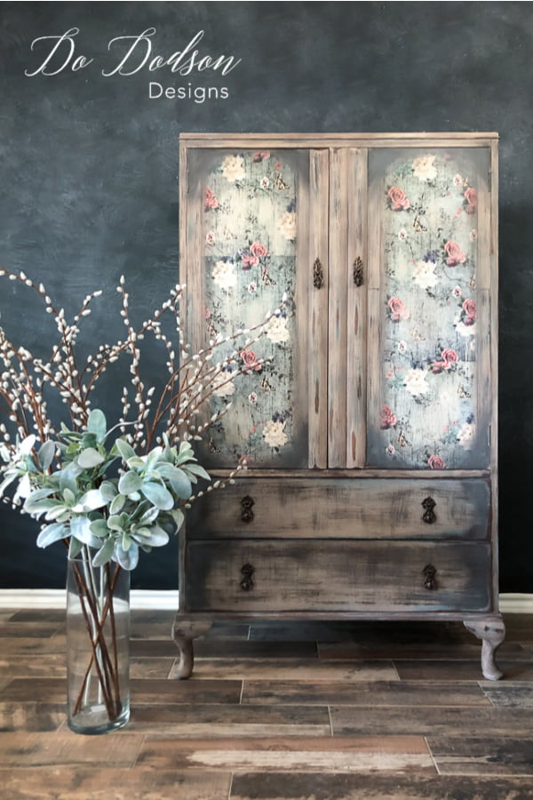 Transfers For Furniture   Floral Designs