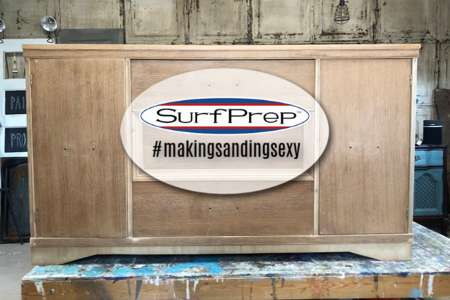 #makingsandingsexy SurfPrep The best electric sanders for furniture makeovers.