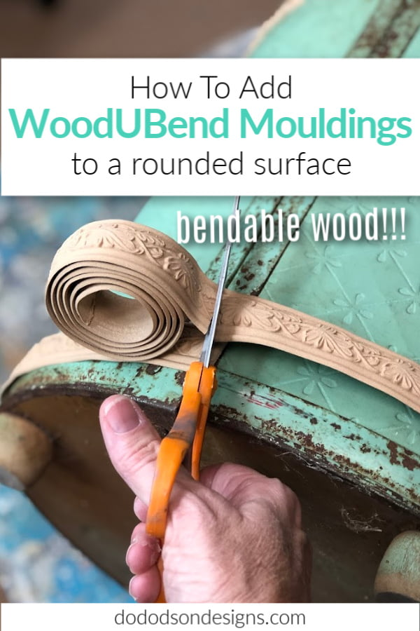 Wood Appliques That Bend For Home Decor Projects