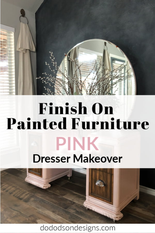 How To Get A Smooth Finish On Painted Furniture
