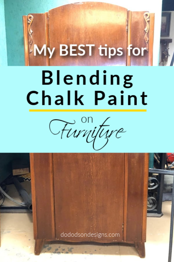 Hello, my furniture painting fanatics! YELLOW is the color in the house today... and we are going to go into detail about blending chalk paint colors on furniture. So, get ready to dive in deep while I share my BEST tips for this beautiful technique that you can apply to your furniture too.