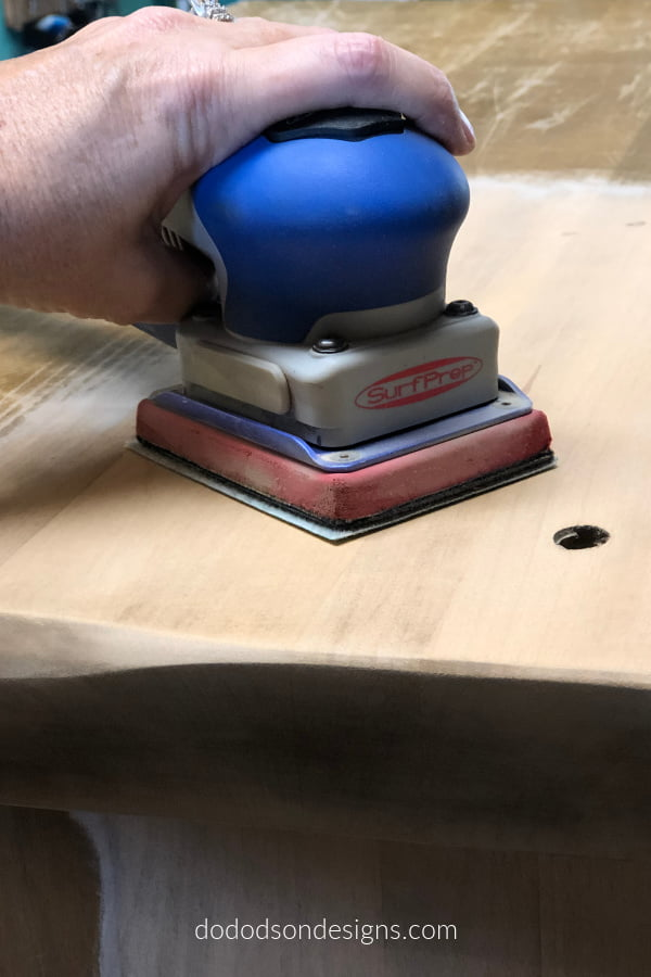 I'll never use chemical strippers on wood again. Not when I get results like this!