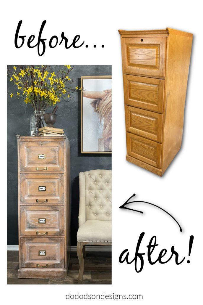DIY Weathered Wood Finish In 3 Easy Steps