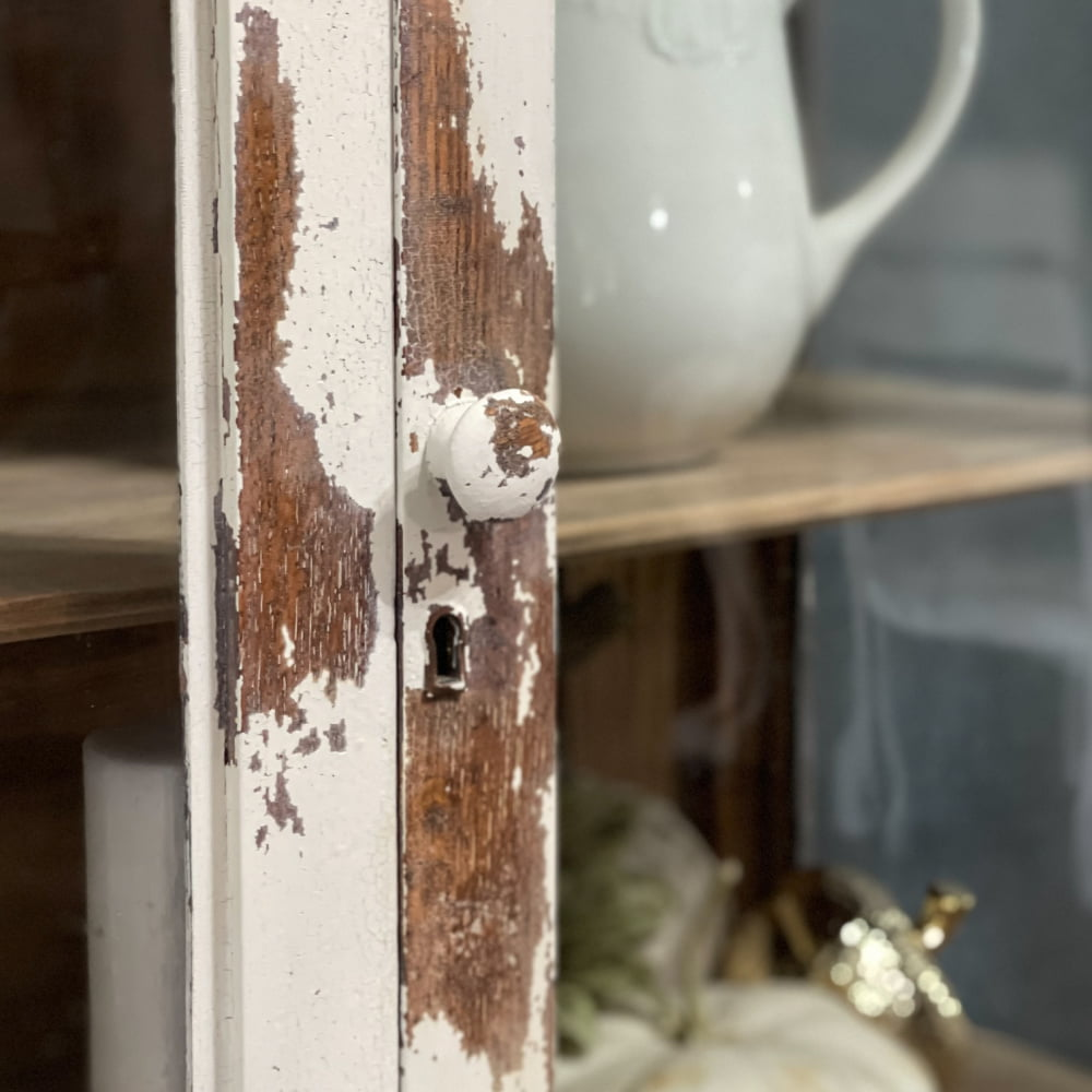 Milk Paint Furniture - Before And After